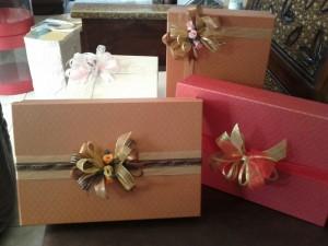 Box + Assesories
