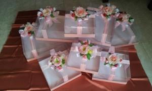 Box Wall Mika Set